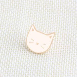 Black & White Cats Pins 3