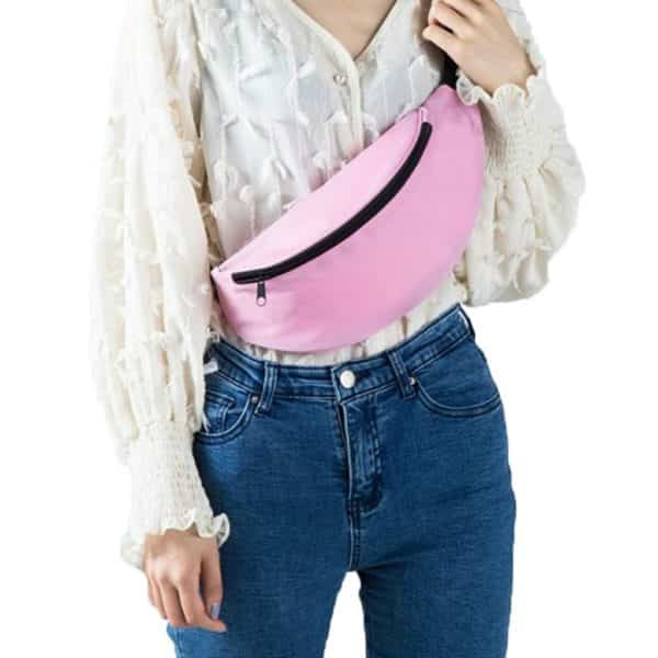 Waterproof Nylon Fanny Pack