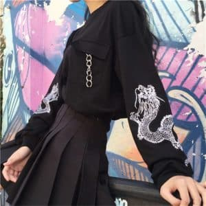 Dragons Long Sleeves Top