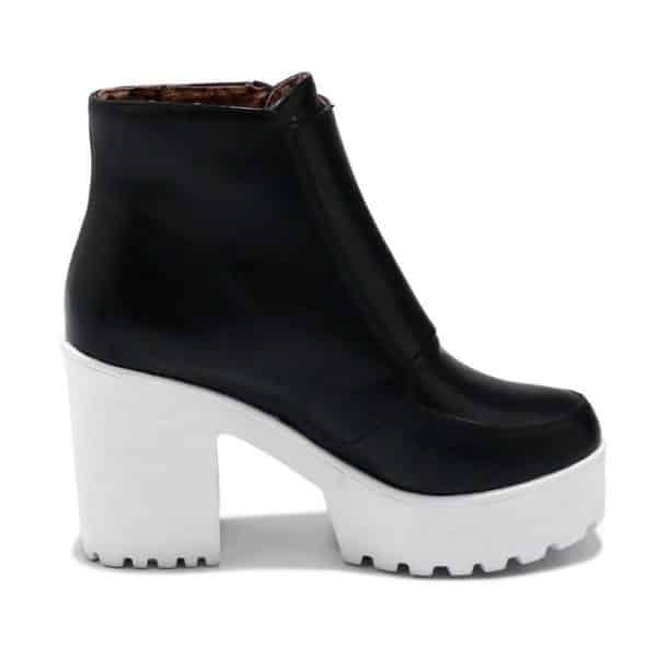 Platform Ankle Boots 3