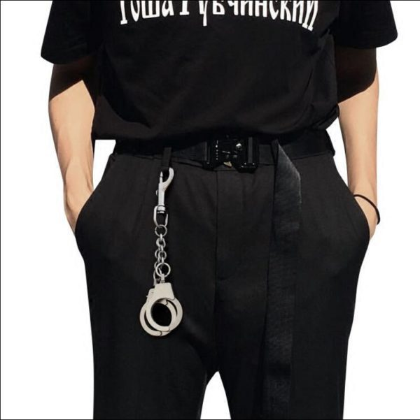 Handcuffs Keychain 1