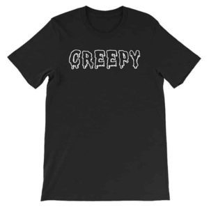 Creepy shirt