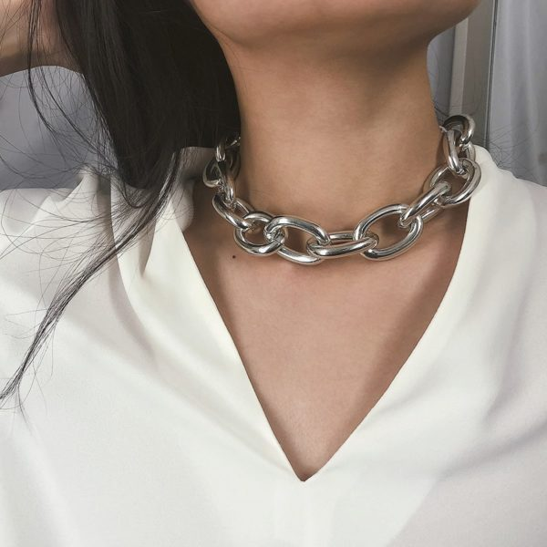 Thick Metal Chain 1