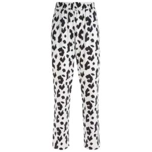 Cow Print Trousers