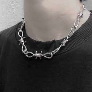 Punk Thorns Necklace