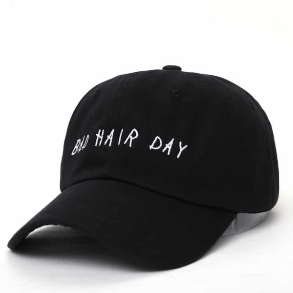 """Bad Hair Day"" Cap Hat"