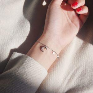 Moon & Stars Bracelet